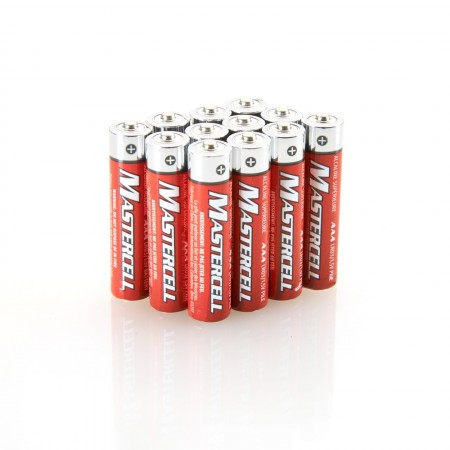 Mastercell 12 AAA Alkaline