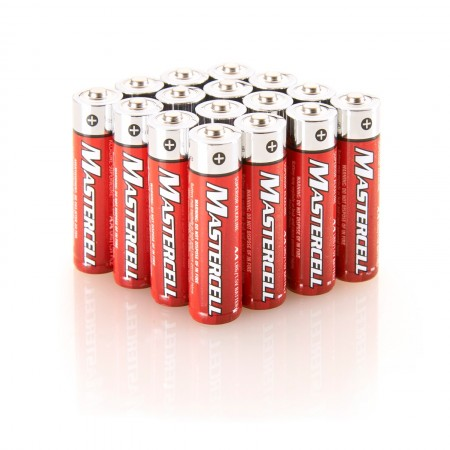 Mastercell 16 AA Alkaline