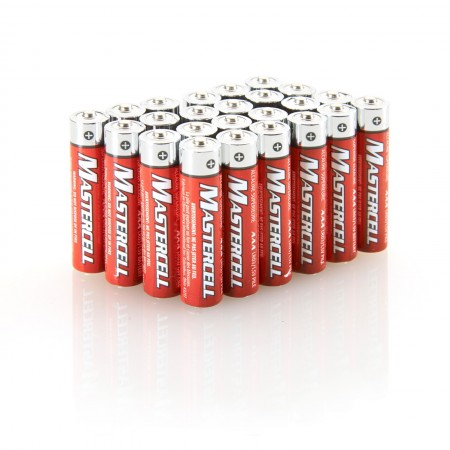 Mastercell AAA Alkaline (24 Pack)