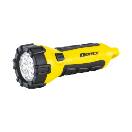 55 Lumen Yellow Floating Flashlight