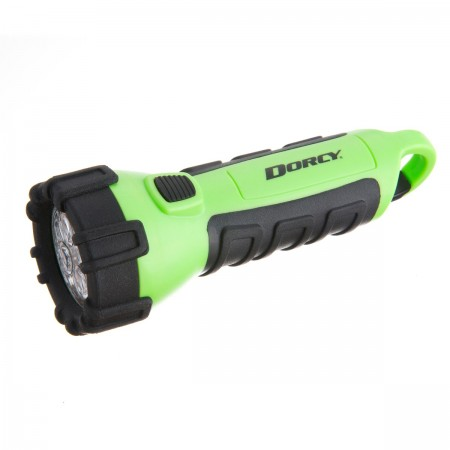 55 Lumen Neon Green Floating Flashlight 3AA