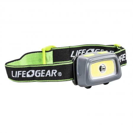 500 Lumen Multi color COB LED Headlamp