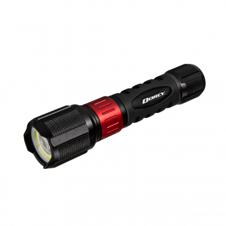 Ultra 1000 Lumen USB Rechargeable Flashlight with Powerbank