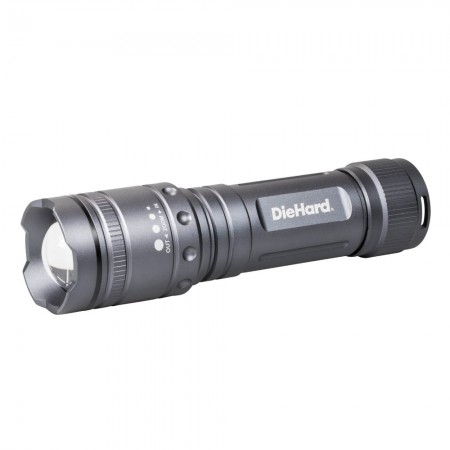 DieHard Twist Focus 1,700 Lumen Flashlight