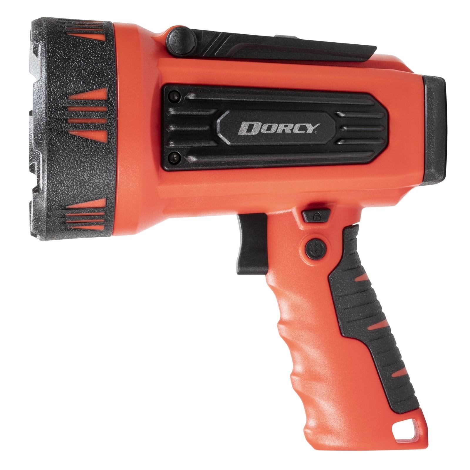 Dorcy 41-4356: Ultra USB Rechargeable 1300 Lumen Spotlight