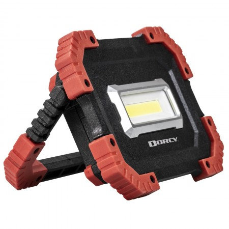 1500 Lumen Ultra HD Rechargeable Utility Light + Power Bank