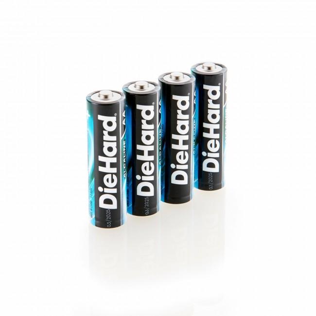 DieHard 4 AA Batteries