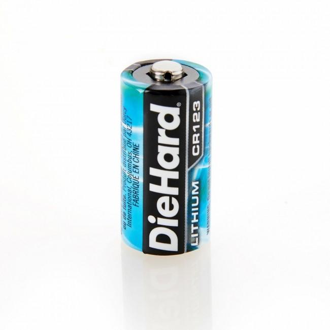 DieHard CR123 1 Pack