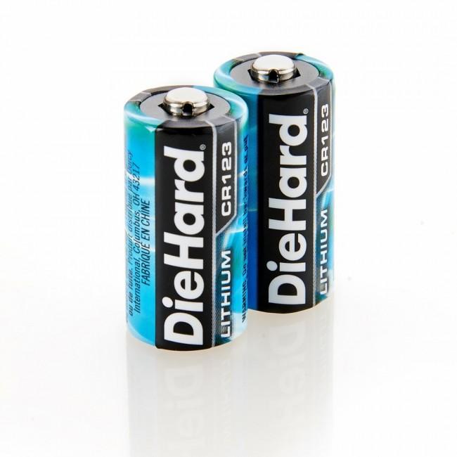 DieHard CR123 2 Pack