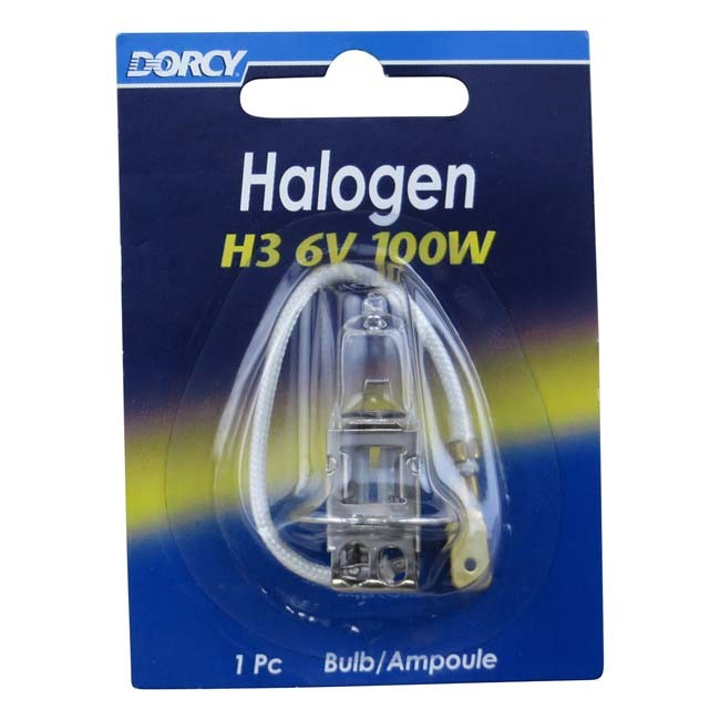 41-1681 6 Volt 100 Watt Halogen Replacement Bulb for 41-1088