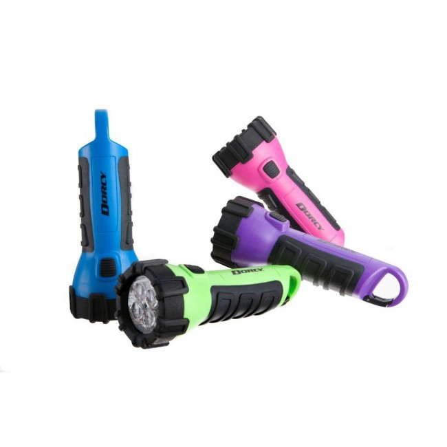 55 Lumen Floating Flashlights Assorted Colors