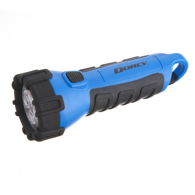 55 Lumen Blue Incredible Floating Flashlight
