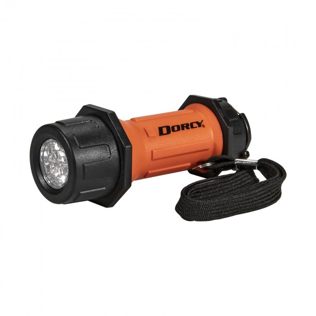 Industrial LED Flashlight - Display