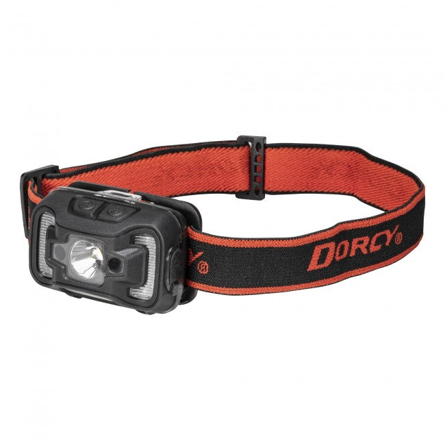 330 Lumen USB Rechargeable Motion Sensor Headlamp