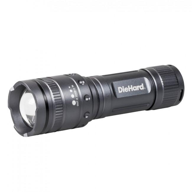 DieHard Twist Focus 1000 Lumen Flashlight