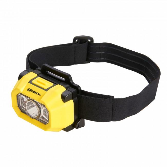Intrinsically Safe  216 Lumen Headlamp
