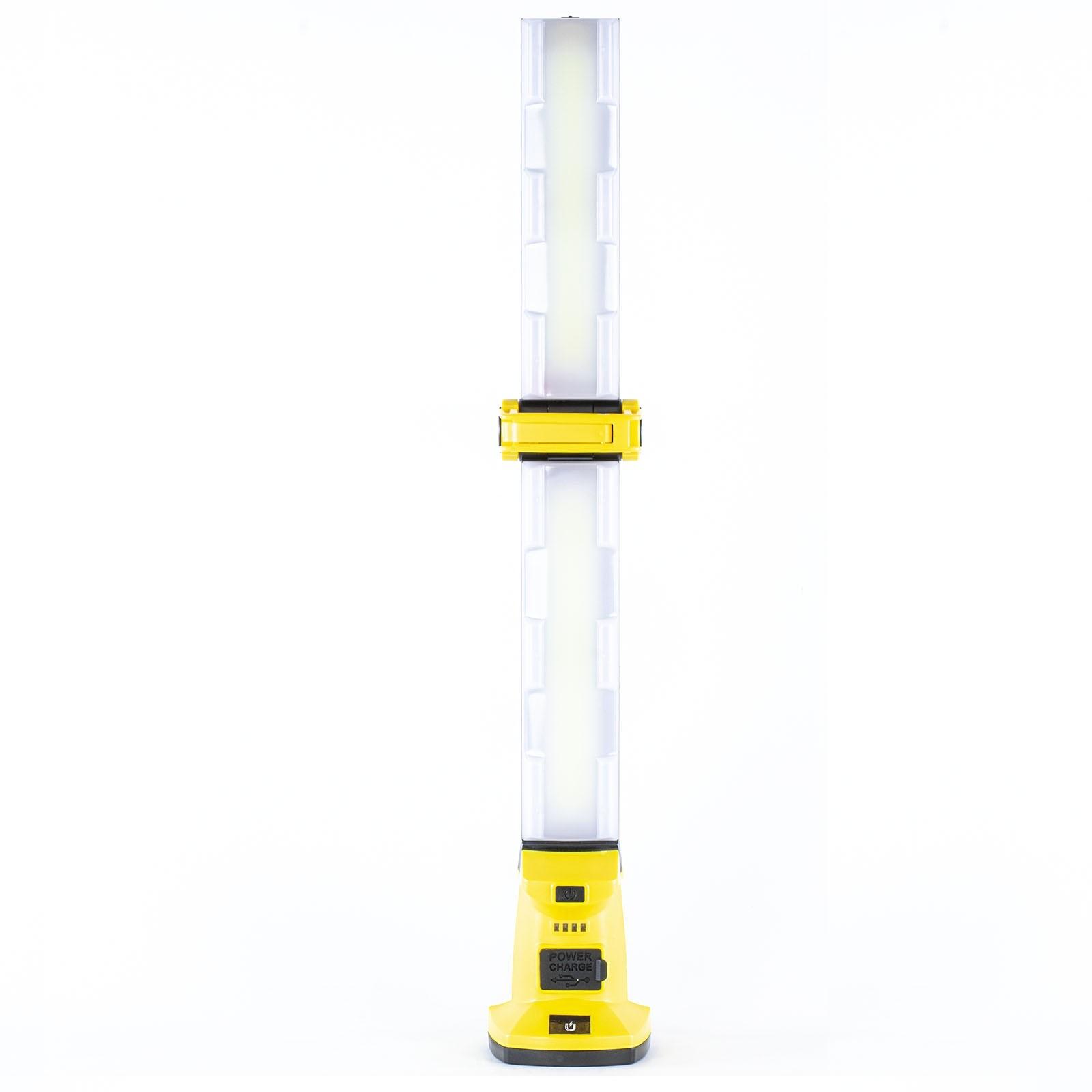1300 Lumen USB Rechargeable Foldable Work Light
